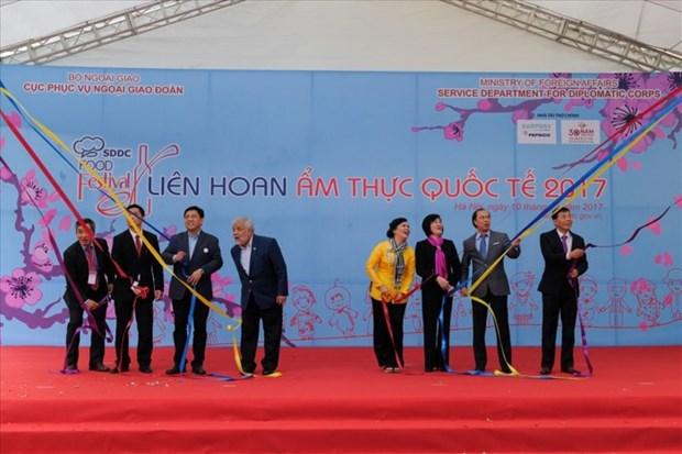 Festival Gastronomico 2018 en Hanoi promueve la imagen de Vietnam hinh anh 1