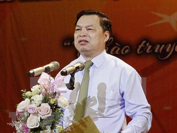Partidos vietnamita y cubano comparten experiencias en trabajo ideologico hinh anh 1