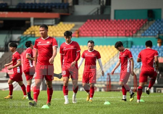 Recomiendan a aficionados de futbol vietnamitas evitar zonas de manifestaciones en Malasia hinh anh 1