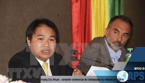 Vietnam y Senegal buscan impulsar la cooperacion comercial hinh anh 1