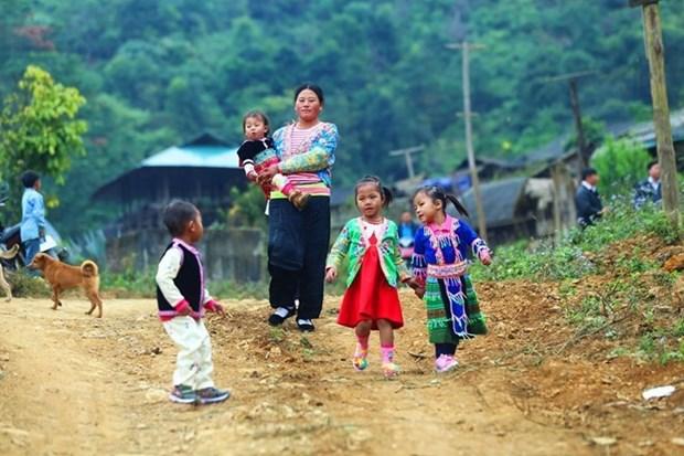 Vietnam trabaja para garantizar los derechos humanos hinh anh 1