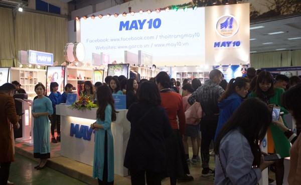 Feria de Moda de Vietnam-2018 acogera participacion de casi 150 empresas hinh anh 1