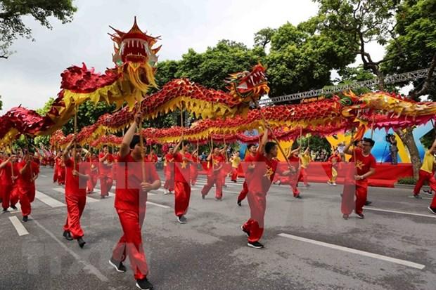 Promoveran imagenes y turismo de provincia norvietnamita mediante festival cultural hinh anh 1