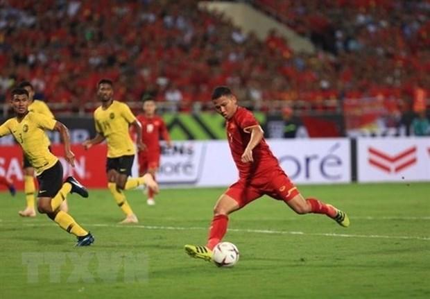 Prensa regional alerta a Vietnam de riesgos en final de copa sudesteasiatica contra Malasia hinh anh 1