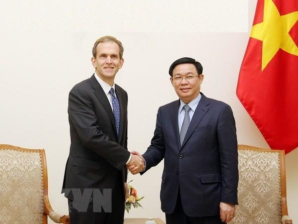 Google busca abrir una oficina de representacion en Vietnam hinh anh 1
