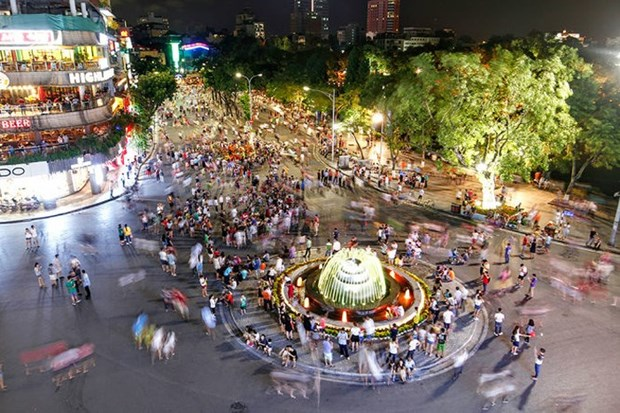 Festival cultural y musical de Francia se celebrara en Hanoi hinh anh 1