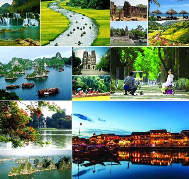 Vietnam aspira ingresar 45 mil millones de dolares por turismo para 2025 hinh anh 1