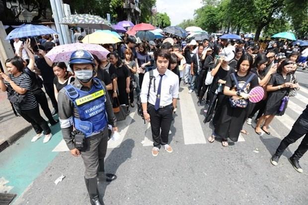 Tailandia levanta prohibicion a actividades politicas hinh anh 1