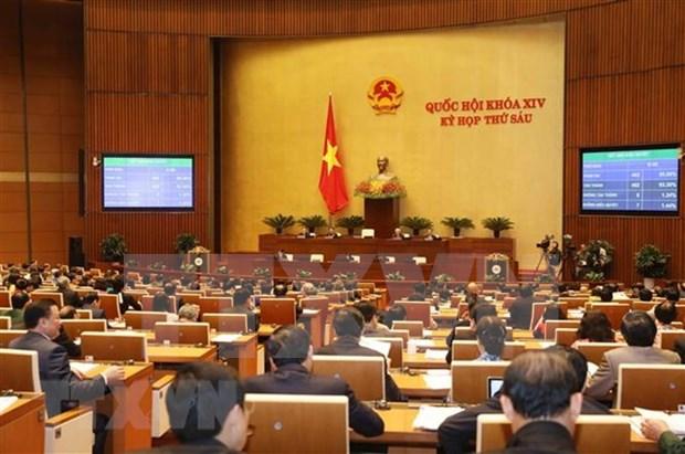 Anuncian Orden del Presidente de Vietnam sobre nueve leyes que entraran en vigor a partir de 2019 hinh anh 1
