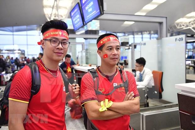Agotadas entradas para partido de vuelta Vietnam- Malasia hinh anh 1