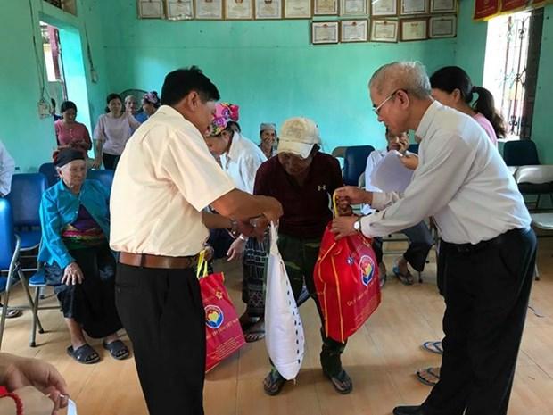 Felicitan a catolicos en Vietnam con motivo de Navidad hinh anh 1