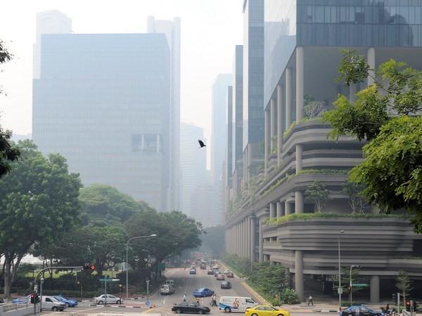 Economia singapurense podria crecer 2,6 por ciento en 2019 hinh anh 1