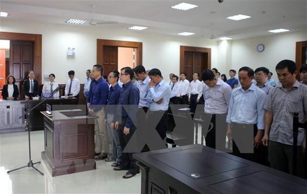 Inician juicio de apelacion del caso de violacion en banco VNCB de Vietnam hinh anh 1