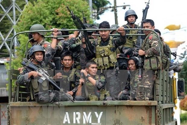 Filipinas extiende ley marcial en el sur del pais hasta finales de 2019 hinh anh 1