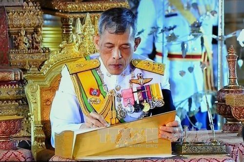Rey tailandes confia en desarrollo creciente de relaciones con Vietnam hinh anh 1