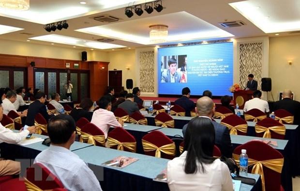 Ciudad Ho Chi Minh atrae a jovenes inversores extranjeros de origen vietnamita hinh anh 1