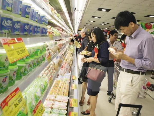 Hanoi: mercado de venta minorista atractivo de inversores extranjeros hinh anh 1