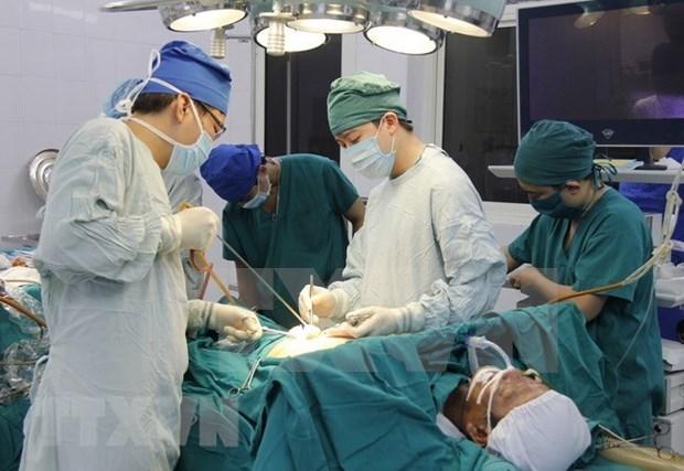 BAD ayuda a Vietnam a mejorar formacion de recursos humanos en sector de salud hinh anh 1
