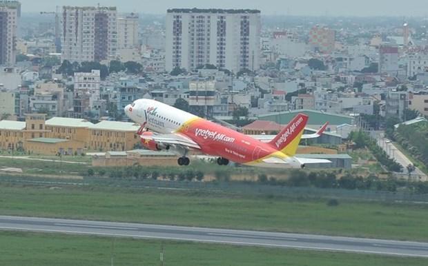 Vietjet Air comienza vuelo directo entre ciudades vietnamita y japonesa hinh anh 1