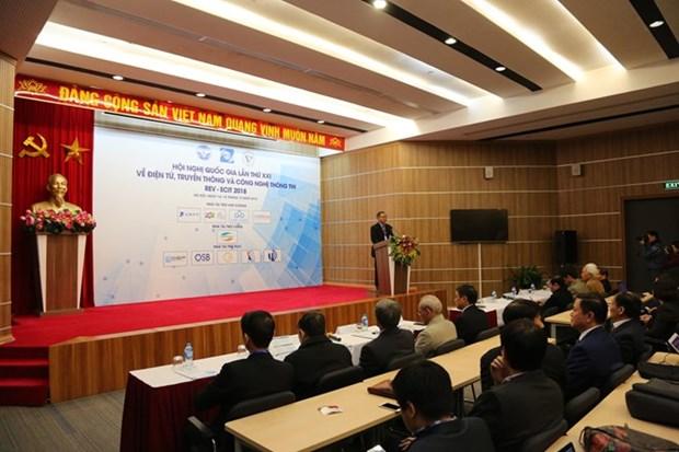 Vietnam busca desarrollar comunicaciones e informatica en cuarta revolucion industrial hinh anh 1