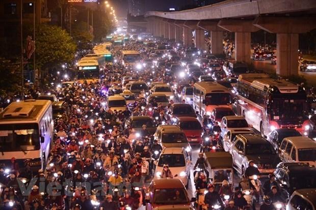 Vietnam acelera la implementacion de sus compromisos del cambio climatico hinh anh 1