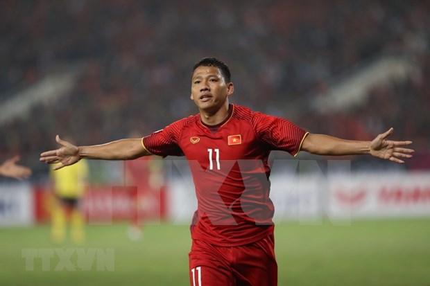 Trofeo de Copa AFF Suzuki 2018 para Vietnam: sueno hecho realidad tras 10 anos hinh anh 1