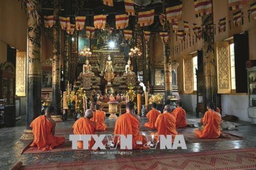 Vietnam, tierra de hermosas pagodas hinh anh 1