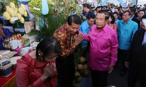 Celebran septima edicion del Festival de Mar en Camboya hinh anh 1