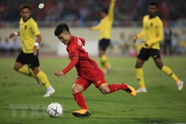 Mediocampista de Vietnam figura entre 10 mejores futbolista jovenes de Asia hinh anh 1