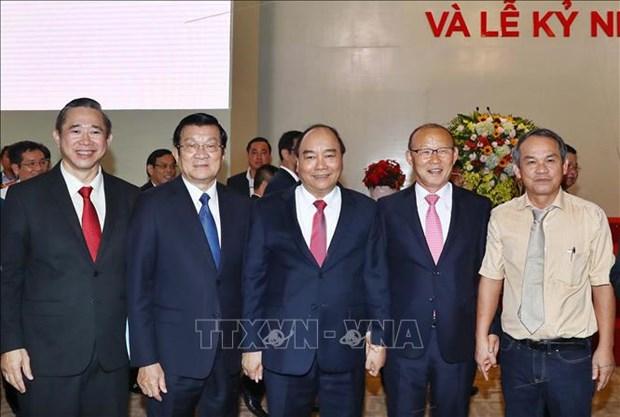 Premier vietnamita insta a desarrollar zona economica abierta de Chu Lai hinh anh 1