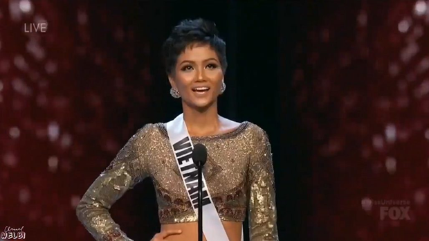 Vietnam entre las cinco finalistas de Miss Universo 2018 hinh anh 1