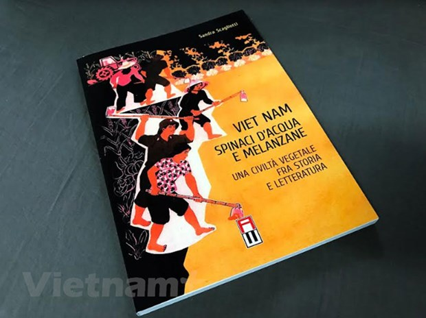 Autora italiana presenta libro sobre gastronomia de Vietnam hinh anh 1