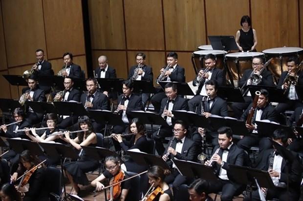 Celebraran en Ciudad Ho Chi Minh concierto en ocasion de Navidad hinh anh 1