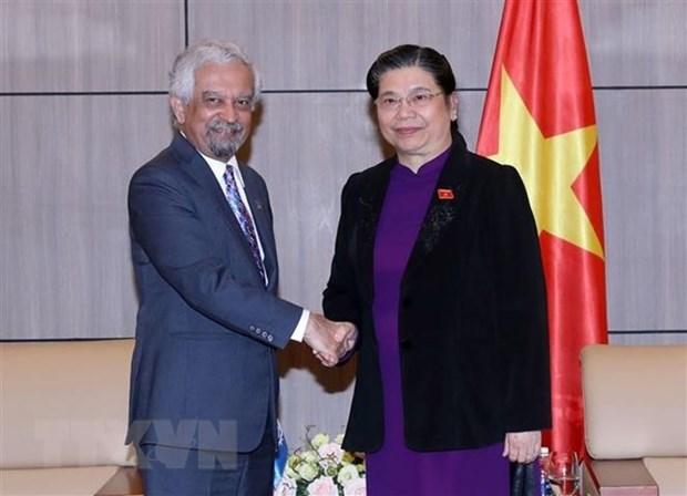 ONU busca respaldar el crecimiento socioeconomico sostenible de Vietnam hinh anh 1