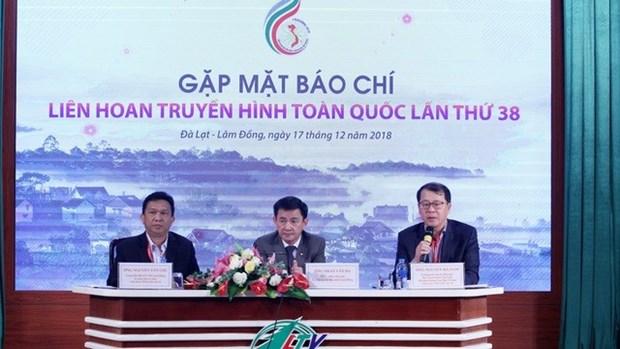 Vietnam celebrara Festival Nacional de Television hinh anh 1