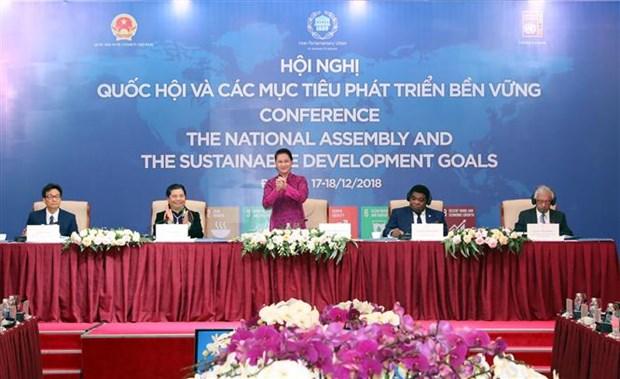 Vietnam necesitara 108 mil millones de dolares para cumplir objetivos de desarrollo sostenible hinh anh 1