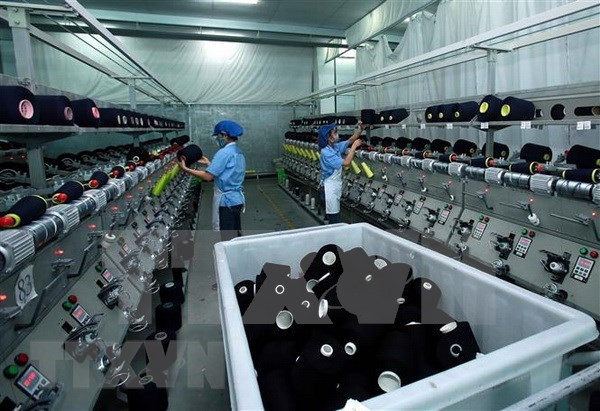 Exportaciones textiles de Vietnam alcanzan 36 mil millones de dolares en 2018 hinh anh 1