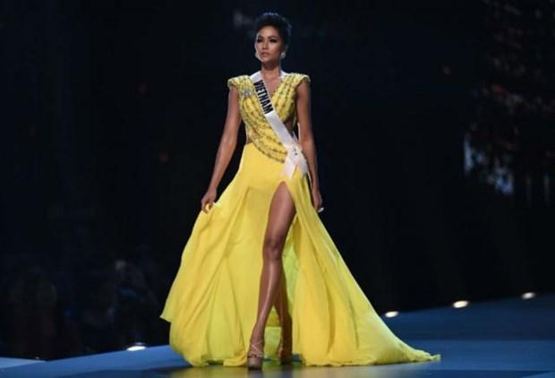 Vietnam entre las cinco finalistas de Miss Universo 2018 hinh anh 2
