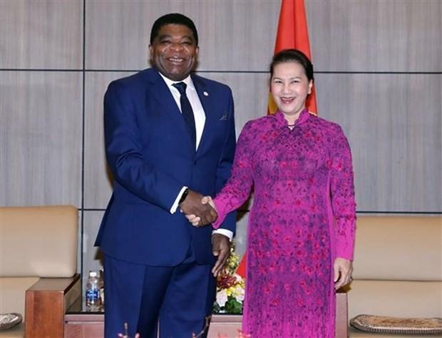 UIP dispuesta a asistir a Vietnam en cumplimiento de ODS, dice secretario general hinh anh 1