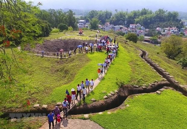 Impulsan restauracion de las reliquias de Batalla Dien Bien Phu hinh anh 1