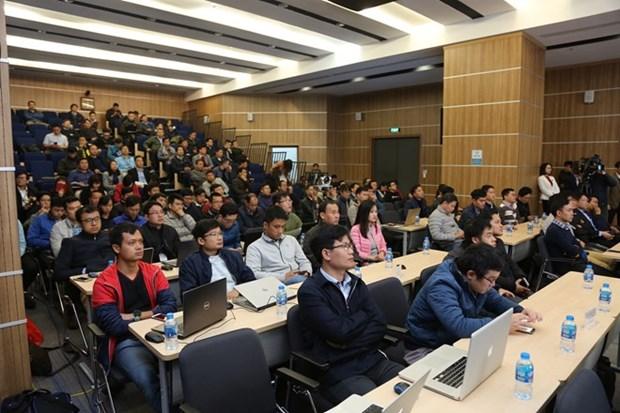 Efectuan mayor ejercicio contra ataques ciberneticos en Vietnam hinh anh 1