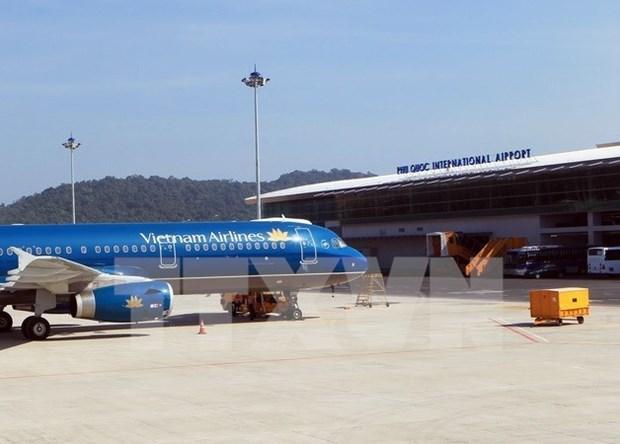 Aeropuerto de Phu Quoc de Vietnam recibe al viajero numero 100 millones hinh anh 1
