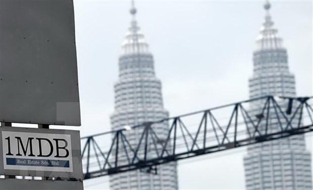 Banco estadounidense rechaza acusaciones de Malasia vinculadas al 1MDB hinh anh 1