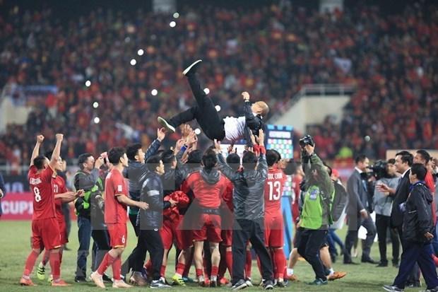 Se pondra a subasta cuadro sobre entrenador sudcoreano Park Hang- seo hinh anh 1