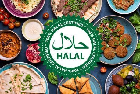 Indonesia fomenta exportaciones de alimentos y bebidas halal hinh anh 1