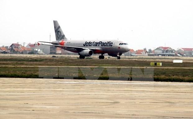En alza el numero de viajeros de Jetstar Pacific este ano hinh anh 1