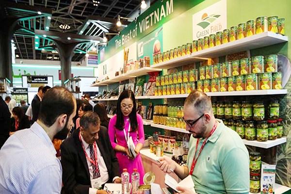 Oriente Medio y Africa, mercados potenciales para exportadores vietnamitas hinh anh 1