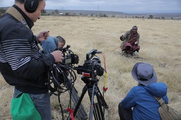 Discovery estrena documental sobre el desarrollo de telecomunicaciones de Vietnam en Africa Oriental hinh anh 1