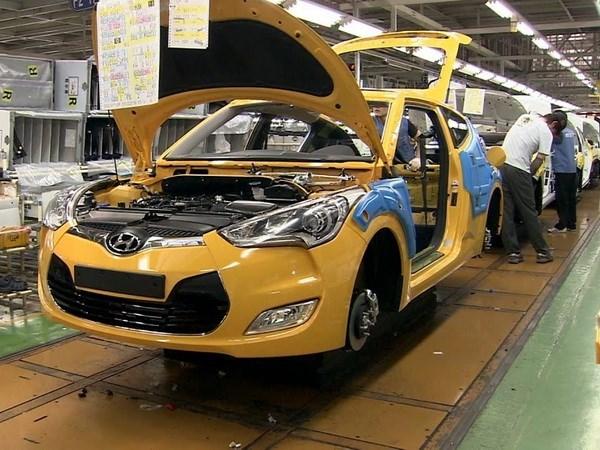 Aumenta siete por ciento intercambio comercial Vietnam-Corea del Sur hinh anh 1