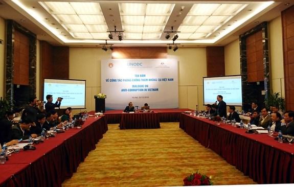 Experto de ONU aprecia esfuerzos de Vietnam contra la corrupcion hinh anh 1
